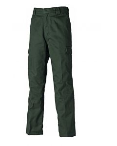 Dickies Marston Lined Trousers Dark Moss