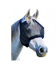 Equilibrium Field Relief Midi Fly Mask No Ears Black