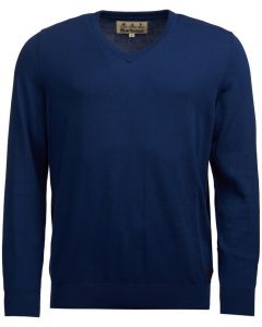 Barbour Mens Alfreton V-Neck Sweater