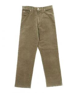 Hoggs of Fife Moleskin Trousers Lovat