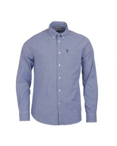 Barbour Mens Gingham 3 Tailored Fit Shirt - Cheshire, UK