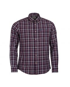 Barbour Mens Country Check 2 Tailored Fit Shirt - Cheshire, UK