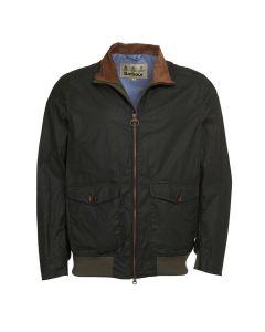 Barbour Mens Clapton Wax Jacket