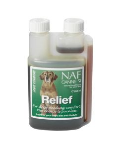 NAF Canine Relief 250ml - Chelford Farm Supplies