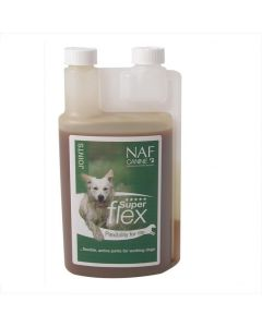 NAF Canine Superflex Joint Supplement 500ml - Chelford Farm Supplies