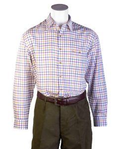 Bonart Mens Oxley Long Sleeved Shirt