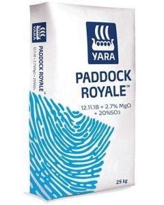 Yara Paddock Royale Fertiliser 25kg