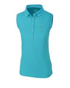 Pikeur Ladies Jarla Sleeveless Polo Shirt