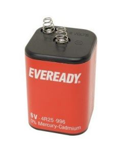 Eveready Electric Fencing PJ996 6V Battery
