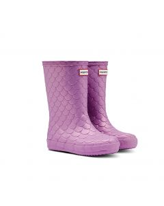 Hunter Kids First Classic Sea Dragon Wellington Boots