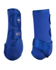 LeMieux ProSport Support Boots Benetton Blue