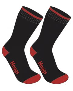 Hoggs of Fife Mens Performance Thermal Work Socks 2 Pack - Cheshire, UK