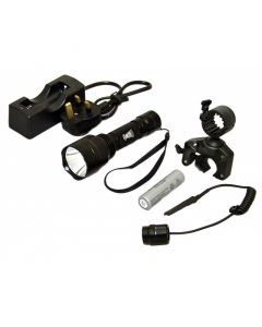 Clulite GE1-GL Green Eye Gun Light