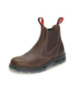 Redback Bobcat Non Safety Boots Jarrah Brown