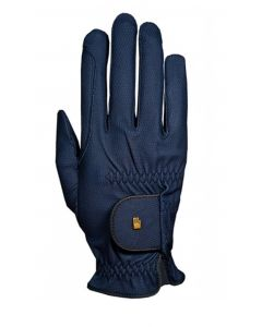 Roeckl Chester Riding Gloves Navy