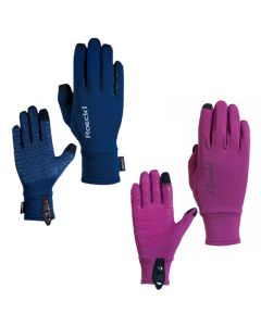 Roeckl Weldon Polartec Riding Gloves - Chelford Farm Supplies