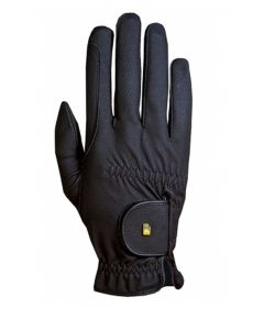 Roeckl Winter Chester Riding Gloves Black
