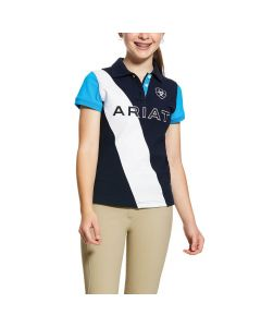 Ariat Girls Taryn Polo Shirt