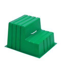 Stubbs Mounting Block Green