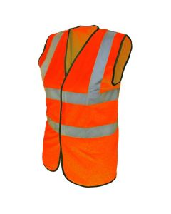 Scan Safety High Visibility Vest Orange