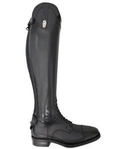 Secchiari 200EL Riding Boots Lux Top Black - Chelford Farm Supplies
