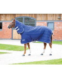 Shires Original 200 Medium Combo Stable Rug 200g Navy