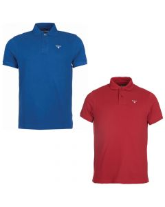 Barbour Mens Sports Polo Shirt - Cheshire, UK