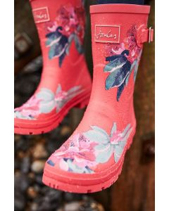 Joules Ladies Molly Mid Height Wellies