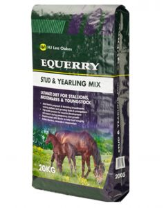 Equerry Stud and Yearling Mix Horse Feed 20kg