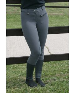 Jeffries Ladies Competition Breeches Grey