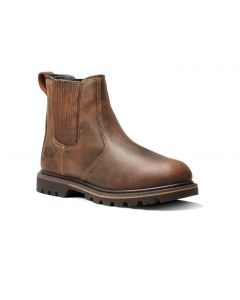 Rancher V1261 Full Grain Dealer Non Safety Boot Brown