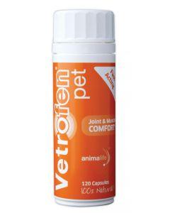 Animalife Vetrofen Pet 120 Capsules