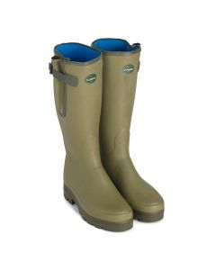 Le Chameau Ladies Vierzonord Neoprene Lined Wellington Boots