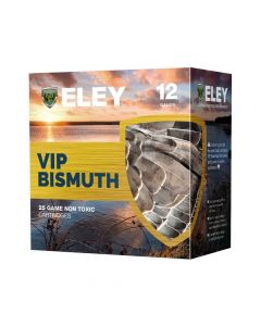 Eley Hawk VIP Bismuth 12 Gauge 30 Gram Fibre Shotgun Cartridge