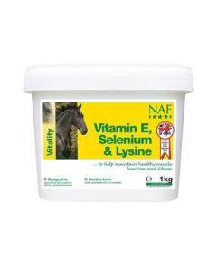 NAF Vitamin E, Selenium and Lysine 1kg