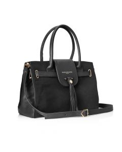 Fairfax & Favor Ladies Windsor Handbag Black