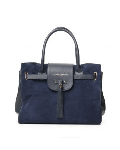 Fairfax & Favor Ladies Windsor Handbag Navy