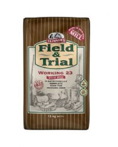 Skinners Field & Trial Working 23 Dog Food 15kg