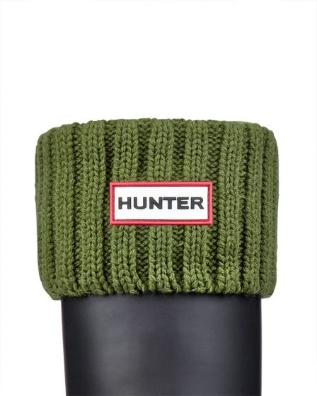 Hunter Chunky Rib Boot Socks
