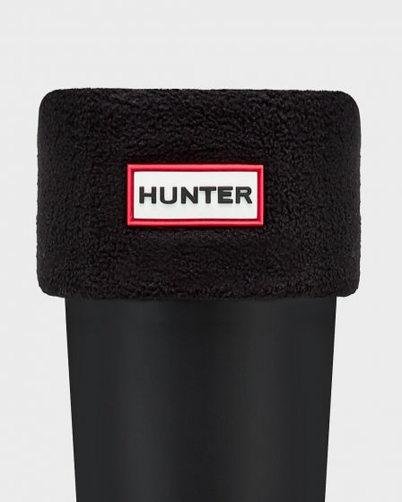 Hunter Welly Socks Black