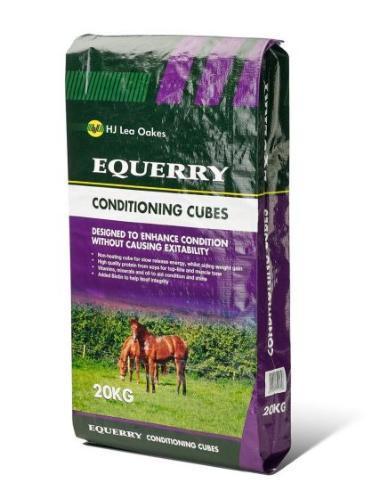 Equerry Conditioning Cubes Horse Feed 20kg