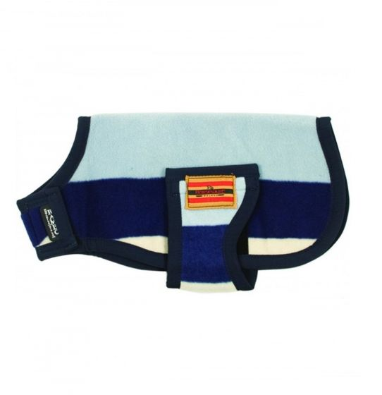 Horseware Newmarket Fleece Dog Rug Navy