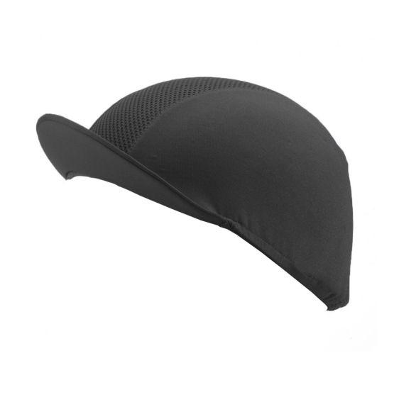 Charles Owen Pro II Vented Hat Cover Black