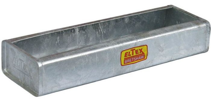 """Galvanised Adult Poultry Trough 24"""""""