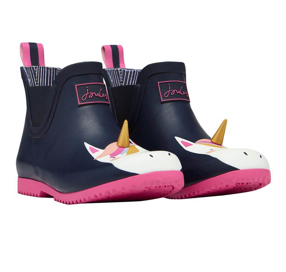 Joules Kids Jnr Wellibob Rain Boot Z/_JNRWLIBOB