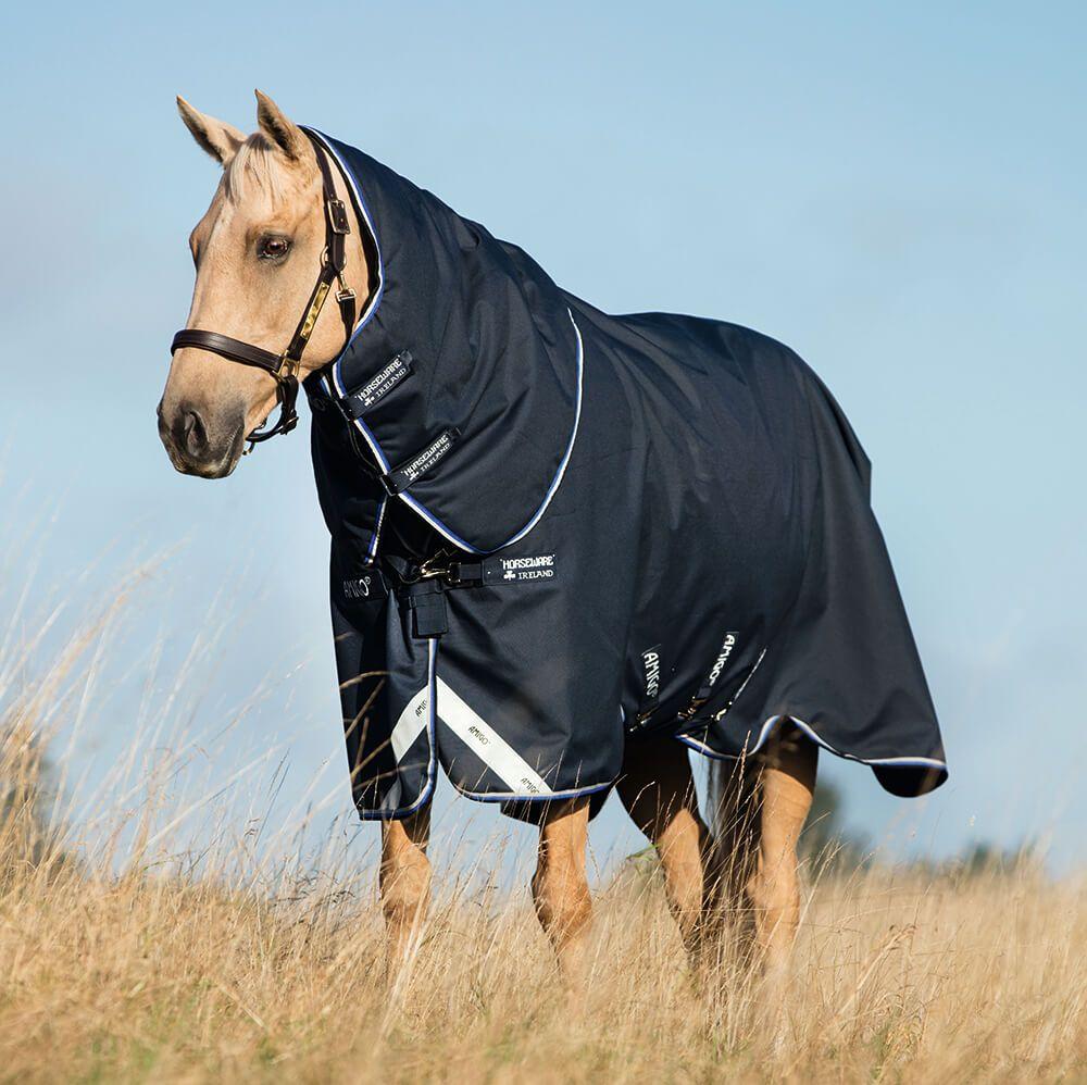 Horseware Amigo Stock Horse Turnout Sheet 80
