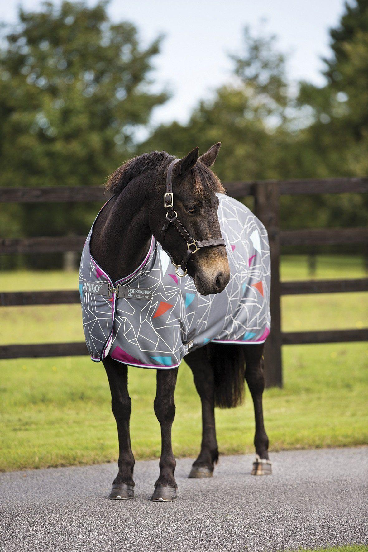 Horseware Amigo Pony Jersey Cooler