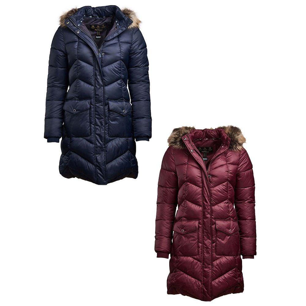 barbour ladies coats