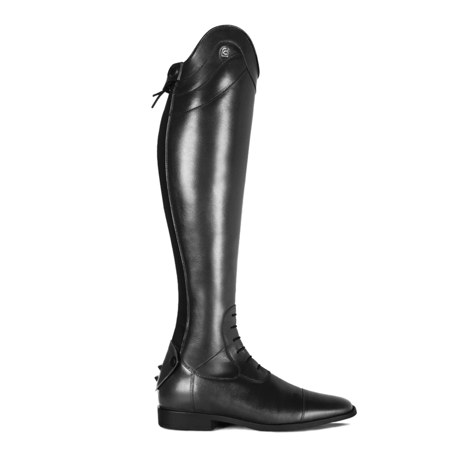 White Horse Equestrian Flex Overreach Boots Horse Riding Protection Outdoor