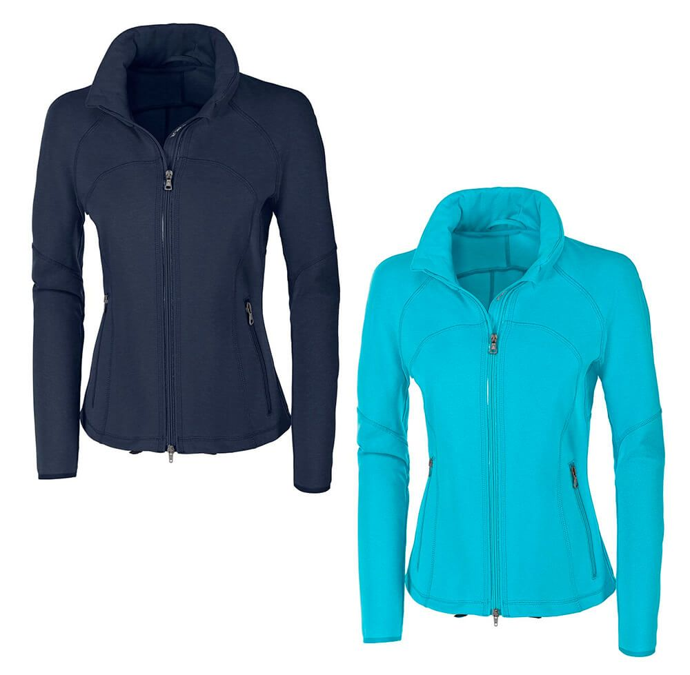 Night Sky//Blue Pikeur Calera Womens Quilted Jacket